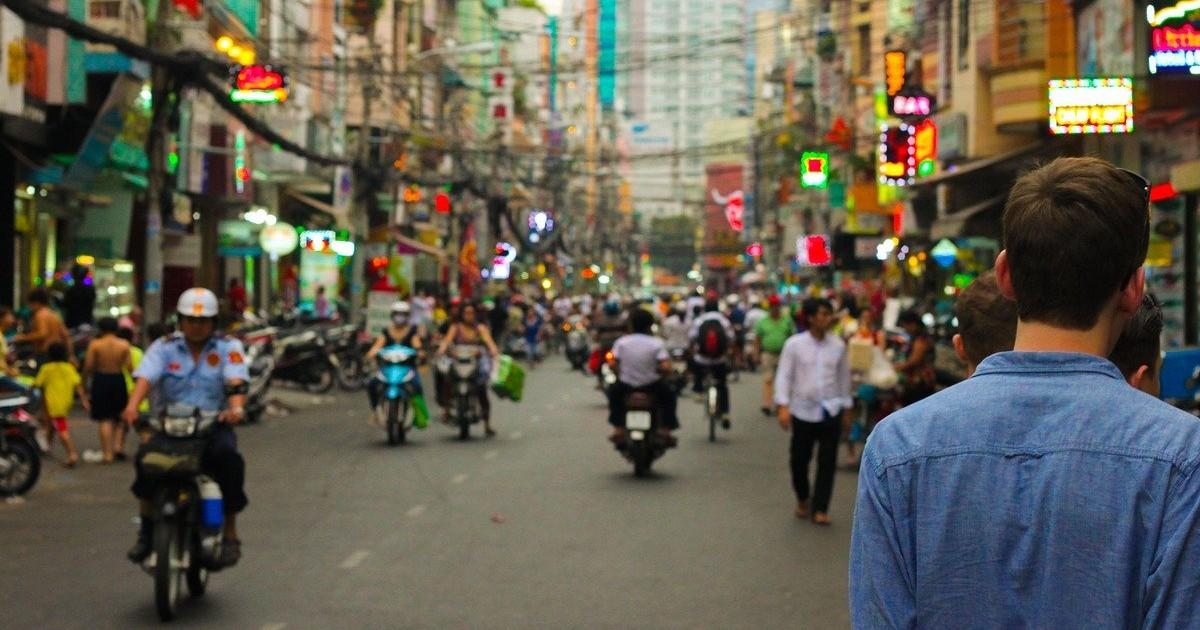 タイ旅行はシロッコ